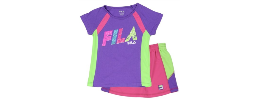 Fila Girls Sportswear
