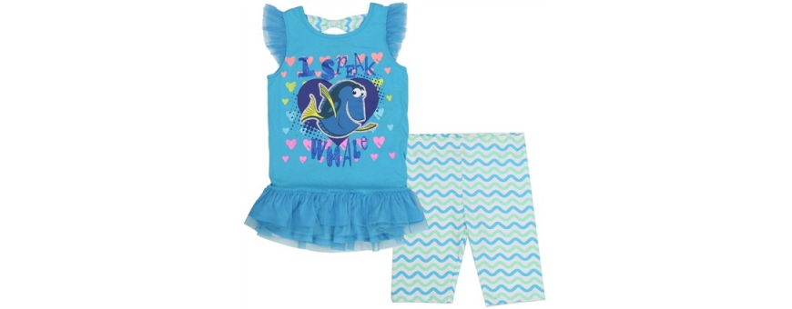 Disney Finding Dory Girls Clothes