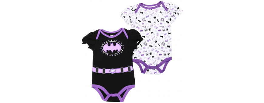 Batgirl Girls Clothes