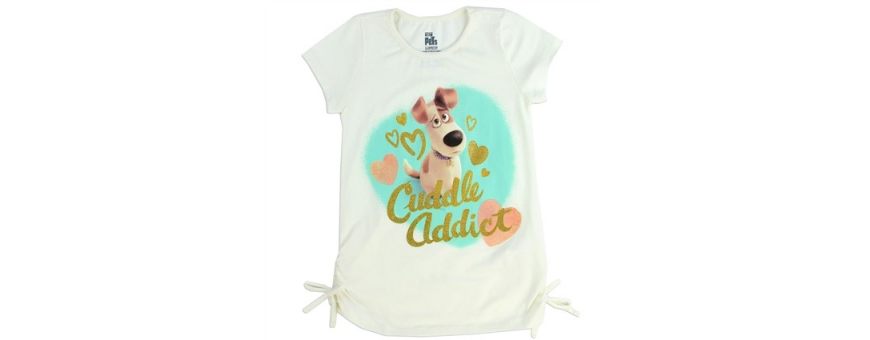 Secret Life Of Pets Girls Clothes