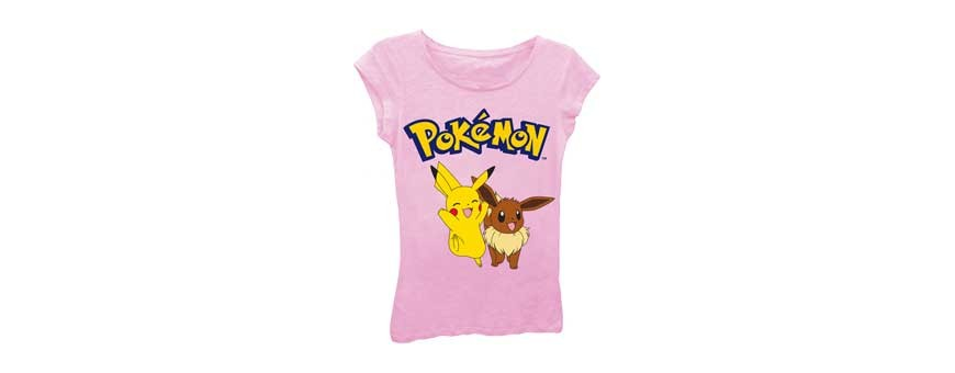 Pokemon Girls Clothes