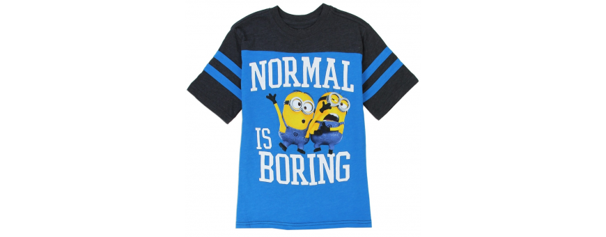 Despicable Me Minions Boys Clothes