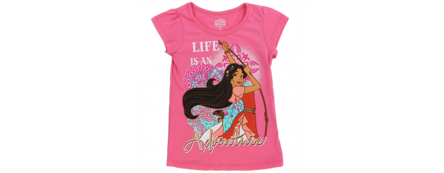 Disney Elena Of Avalor Girls Clothes