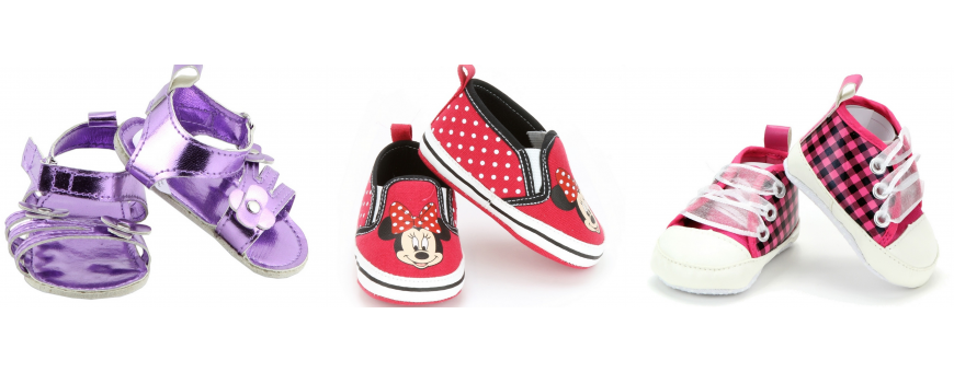 Girls Crib Shoes