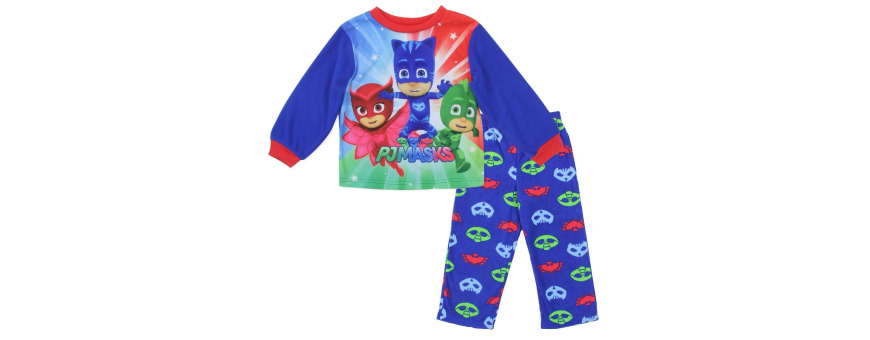 Disney PJ Mask Boys Clothes