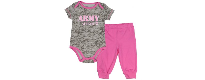 US Army Girls Clothes