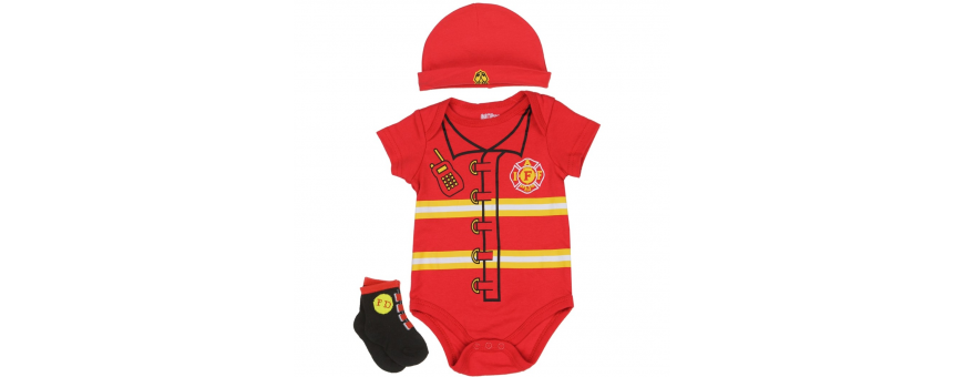 Fireman Boys Clothing