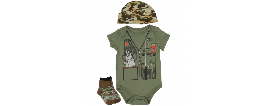 Outdoor Boys Clothing