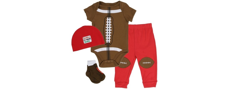 Sports Boys Clothing