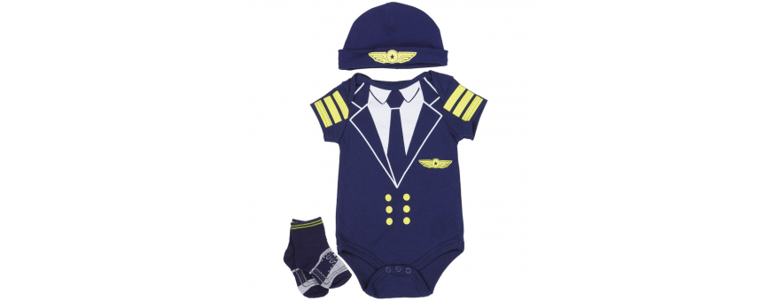 Pilots Boys Clothing