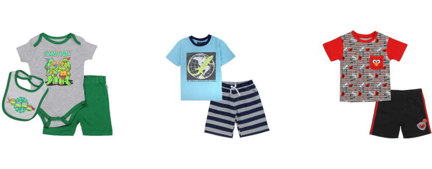 Infant Boys Short Sets