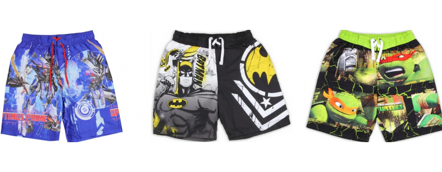 Boys Swim Trunks And Board Shorts