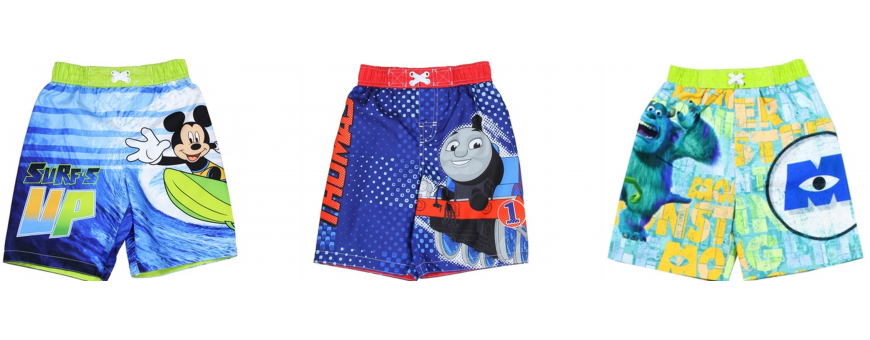 Toddler Boys Swimwear