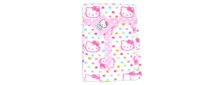 Baby Girls Baby Blankets and Receiving Blankets