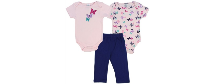 Baby Girls 3 Piece Sets