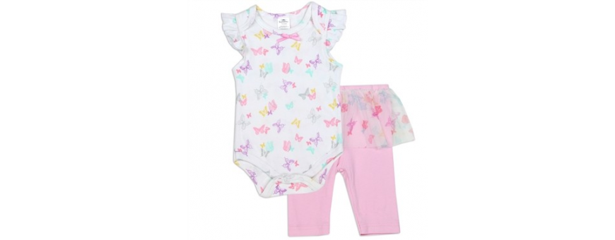 Infant Girls 2 Piece Set