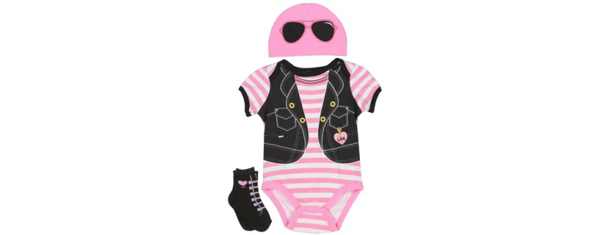 Infant Girls 3 Piece Set