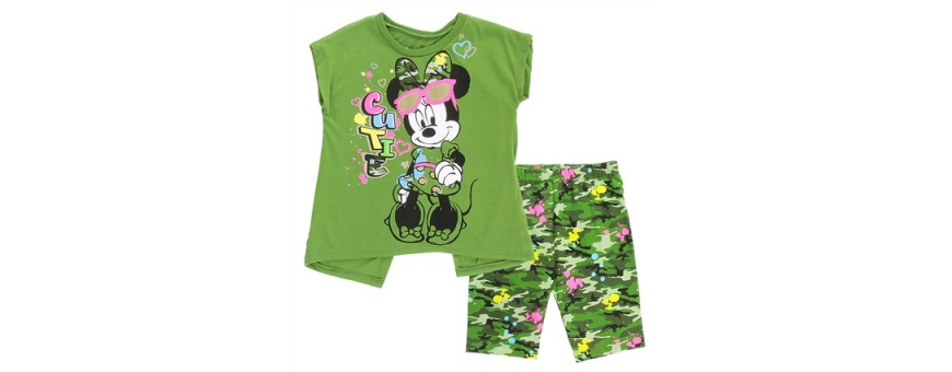 Toddler Girls Short Sets