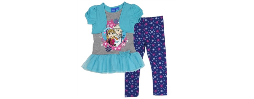 Toddler Girls Legging Sets