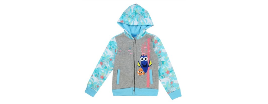 Toddler Girls Hoodies And Jackets