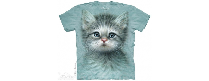 The Mountain Artwear Cats Boys Clothes