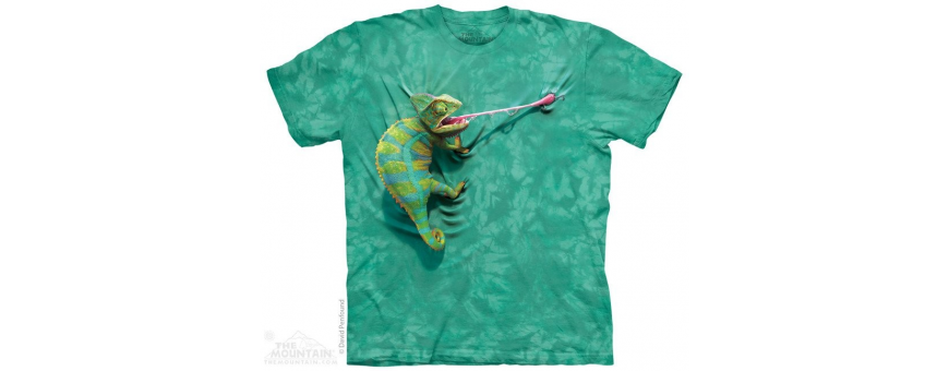 The Mountain Artwear Reptiles and Amphibians Boys Clothes