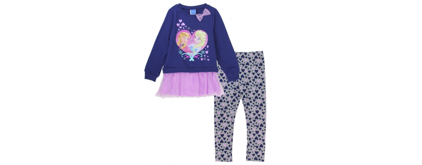 Girls Leggings Set and Leggings