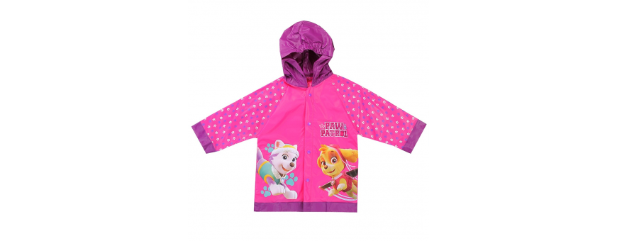 Toddler Girls Raincoats