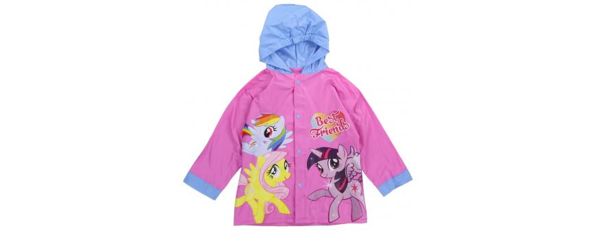 Girls Raincoats