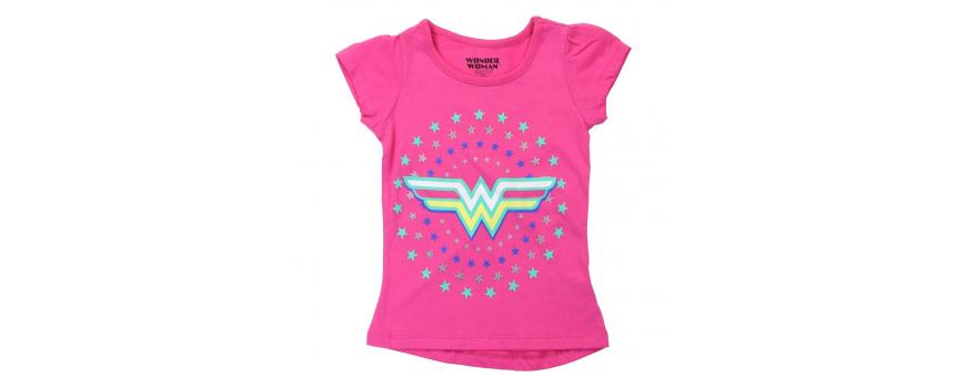 Wonder Woman Girls Clothes