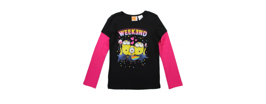 Despicable Me Minions Girls Clothes