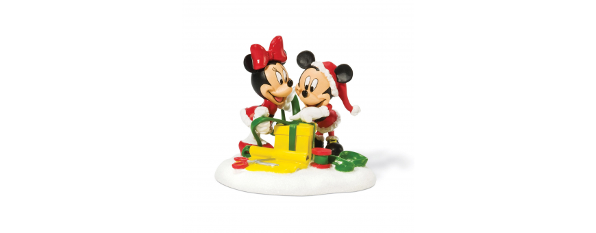 Disney Mickey Mouse Licensed Figurines