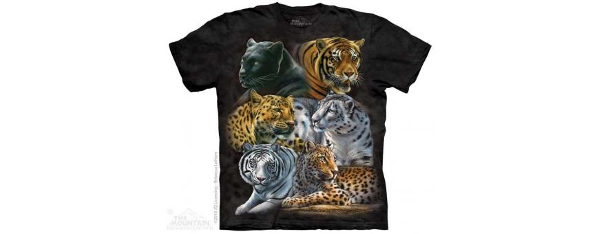 The Mountain Artwear Wild Animals Boys Clothes