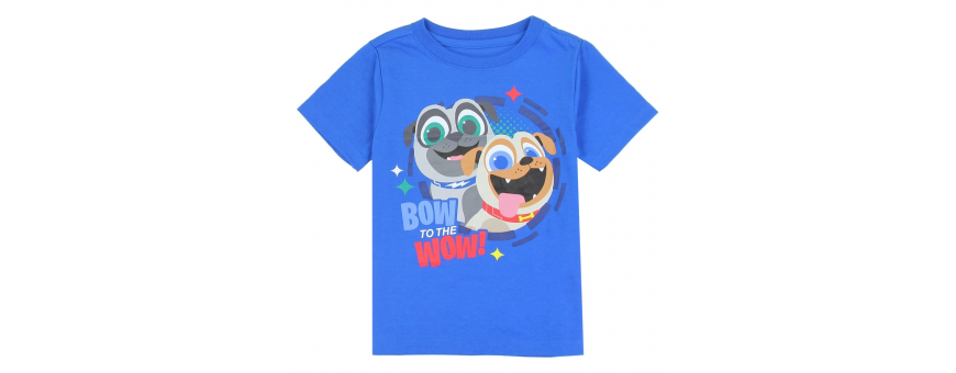 Disney Puppy Dog Pals Boys Clothes