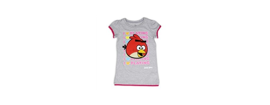 Angry Birds Girls Clothes