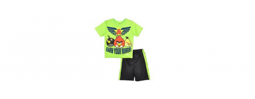 Angry Birds Boys Clothes
