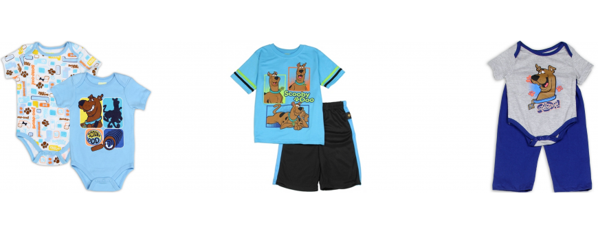 Scooby Doo Boys Clothes