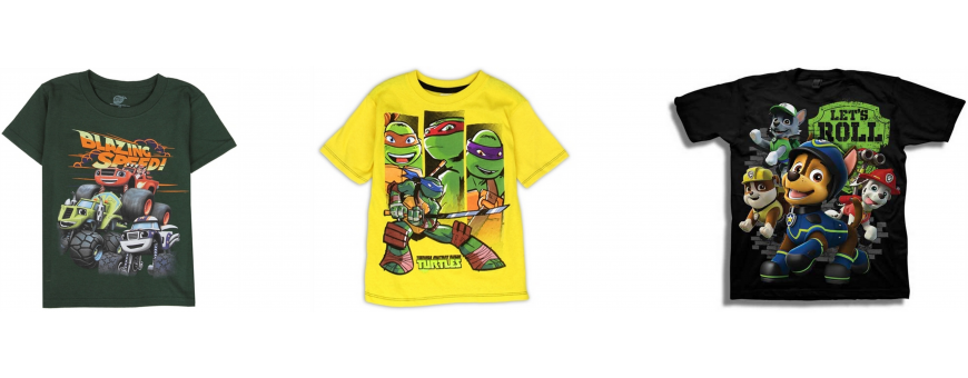 Nick Jr Boys Clothes