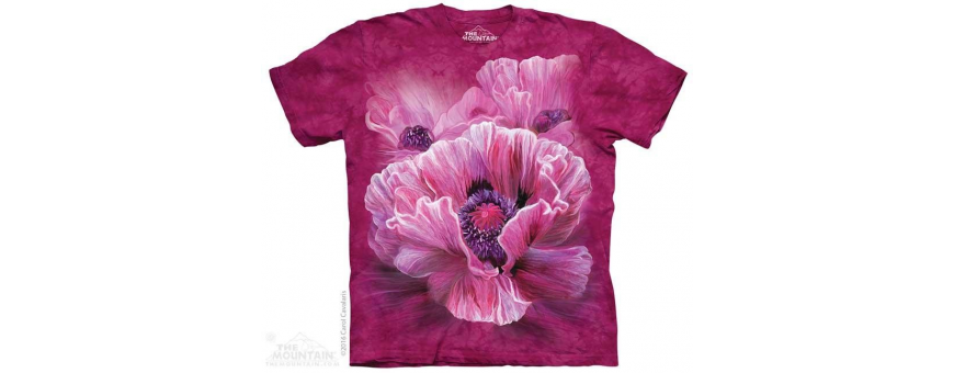 The Mountain Artwear Flowers Girls Clothes