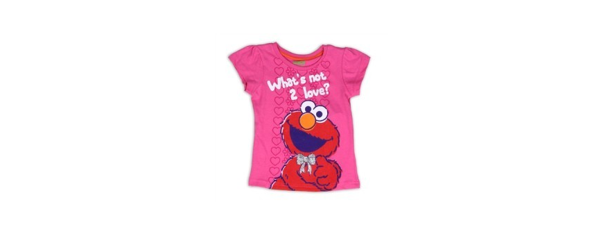 Sesame Street Girls Clothes