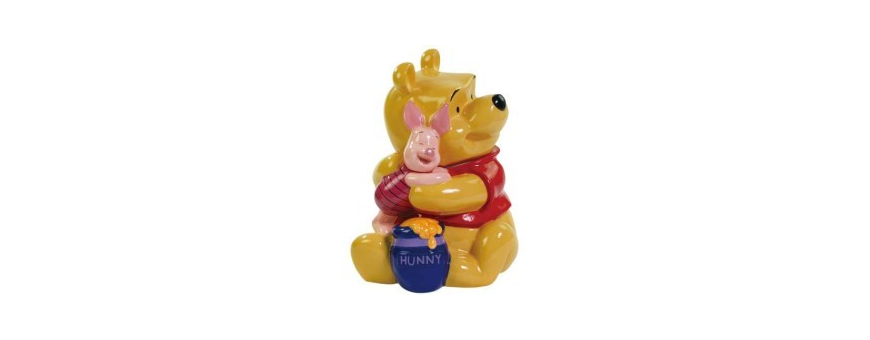 Disney Pooh And Friends Figurines