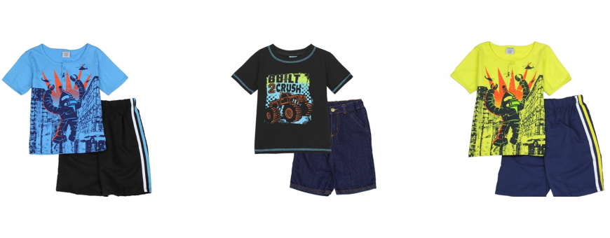 Turtle Bay Boys Clothes