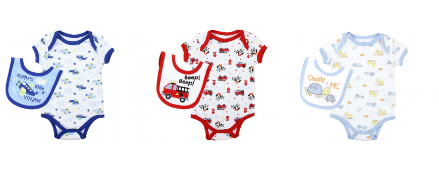 Weeplay Baby Boys Onesie And Outfits And Sleepers Free
