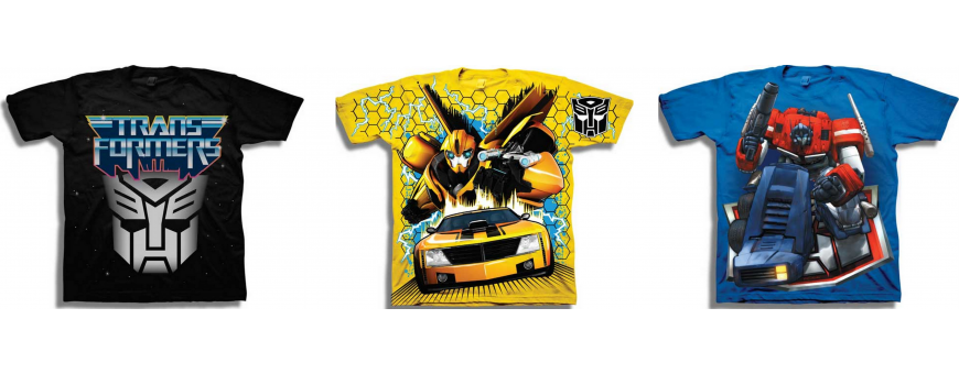 Transformers Boys Clothes